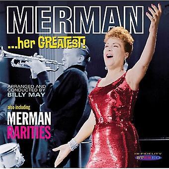 Ethel Merman - Mermanaher største! [CD] USA import