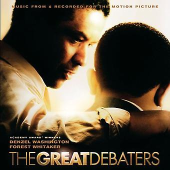 Various Artists - Great Debaters [CD] USA import