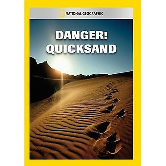 Gefahr! Treibsand [DVD] USA import