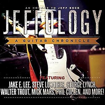 Various Artist - Jeffology - a Tribute to Jeff Beck [CD] USA import