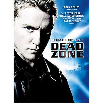 Dead Zone - Dead Zone: Season 3 [DVD] USA import