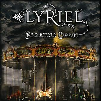 Lyriel - Paranoid Circus [CD] USA import
