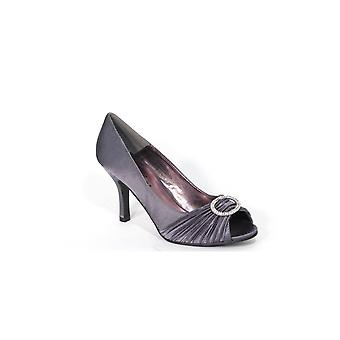 Lunar Ladies Shoe FLV132 Dark Grey