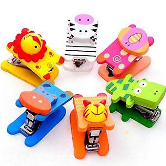 Import Stapler Wood Animals (Toys , School Zone , Accessories)