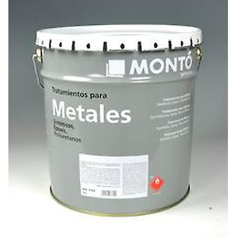 Monto pinturas Industrial polyurethane bromine Blue Zone 184 (DIY , Painting)
