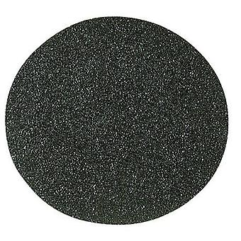 Wolfcraft 5 abrasive wheels adhesive silicon carbide, grain 24, fixoflex