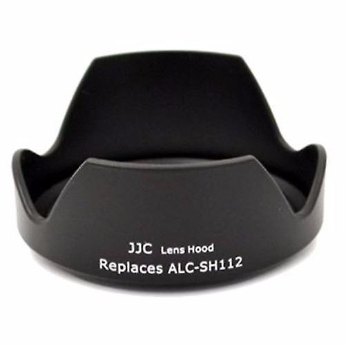 JJC replacement Sony ALC-SH112 Lens Hood for Sony 16mm f/2.8 (SEL16F28) and Sony 18-55mm f/3.5-5.6 (SEL1855)