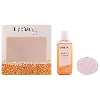 Innoatek Lipobath Lot 2 Pieces (Woman , Cosmetics , Body Care , Anti-cellulite)