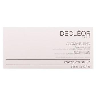 Decléor Paris Stomach Corps Concentre Aromablend 8 X 6 ml