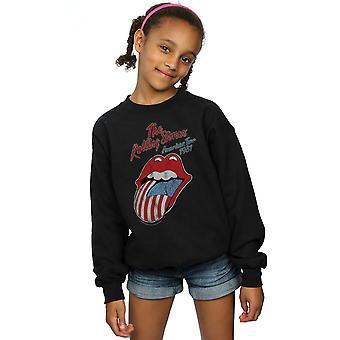 Rolling Stones Girls Tour americano 81 Sweatshirt