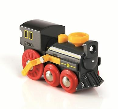 BRIO Push-langs gamle Steam Engine 33617