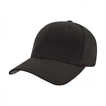 Yupoong Mens Flexfit Fitted Baseball Cap