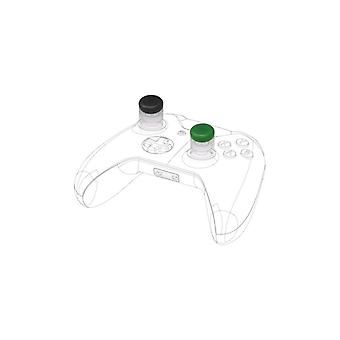 Snakebyte Xbox One Control Caps (2 x Black + 2 x green)