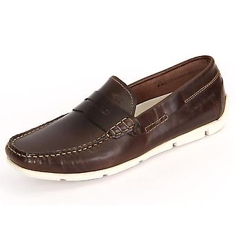 Camel Active Cruise Mocca Pull UP Premium 4481302   men shoes