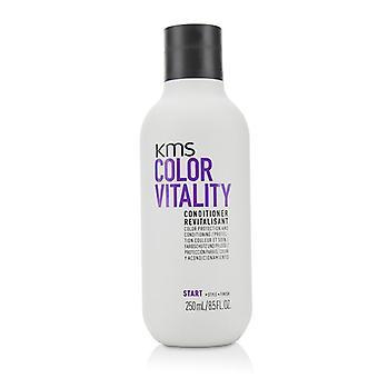 KMS California Color acondicionador de vitalidad (protección del Color y acondicionado) 250ml/8.5oz