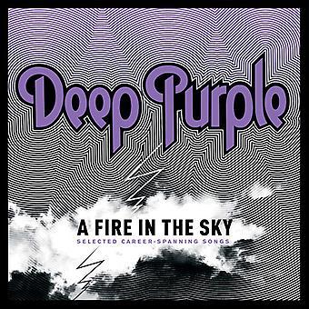 Deep Purple - ogień w import USA niebo [CD]