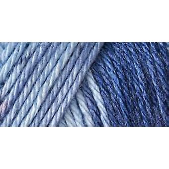 Simply Soft Ombres Yarn-Saturday Blue Jeans 294022-22006