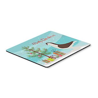 Large Pigeon Christmas Mouse Pad, Hot Pad or Trivet