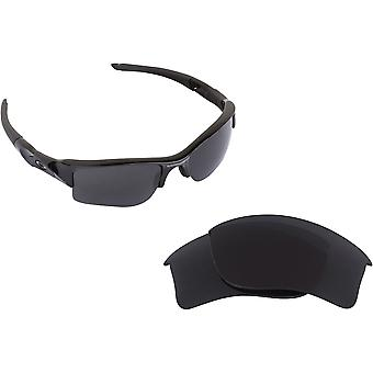Best SEEK Replacement Lenses for Oakley Sunglasses QUARTER JACKET Grey