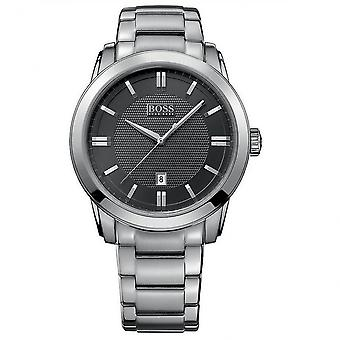 Hugo Boss 1512769 Stainless Steel & Black Face Men's Watch