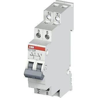DT switch 16 A 2 change-overs 250 V AC ABB 2CCA703045R0001
