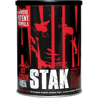 Universal Nutrition Animal Stak 21 Packs (Sport , Muscle mass , Natural anabolics)