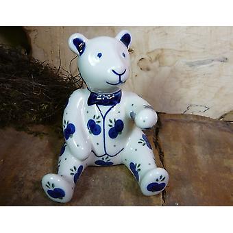 Teddy bear, 11.5 cm high, 22, BSN 8075 tradition