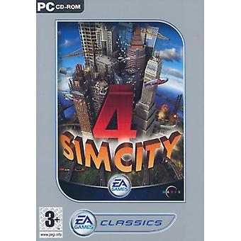Sim City 4 (Pc CD) - Usine scellée