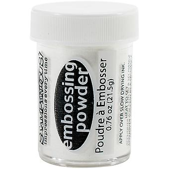 Stampendous Embossing Powder .76oz-White Opaque