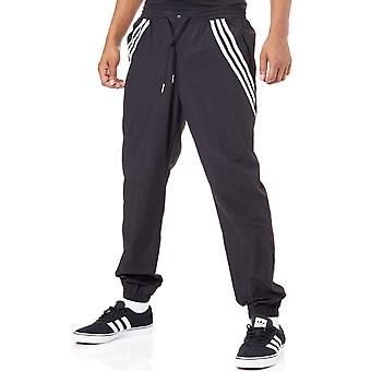 Adidas Black-White Workshop Jogger