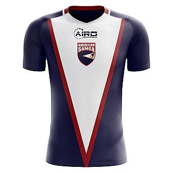 Koszuli piłki nożnej 2018 - 2019 American Samoa Home Concept