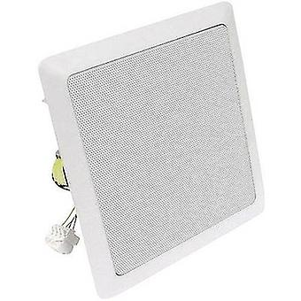 PA recessed speaker Visaton DL 18/3 SQ 60 W 100 V