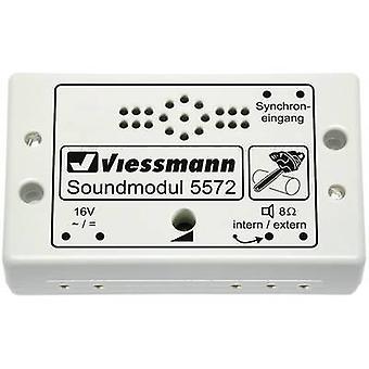 Sound effect Chainsaw Prefab component Viessmann 5572
