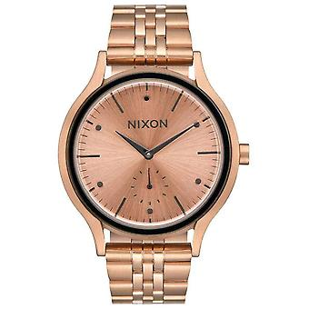 Nixon The Sala Watch - Rose Gold/Black