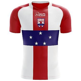 2018-2019 Netherlands Antilles Home Concept Football Shirt