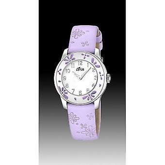 Lotus horloges dameshorloge Comuniones 15950/3