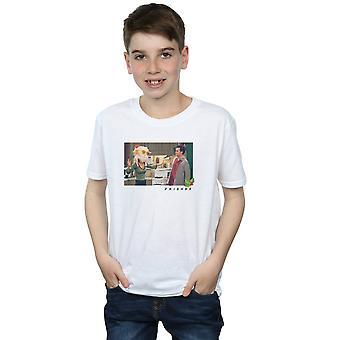 Friends Boys Turkey Head T-Shirt