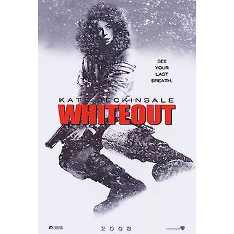 Affiche du film Whiteout (11 x 17)