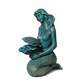 Mermaid, fountain for the garden 46x40x74 cm