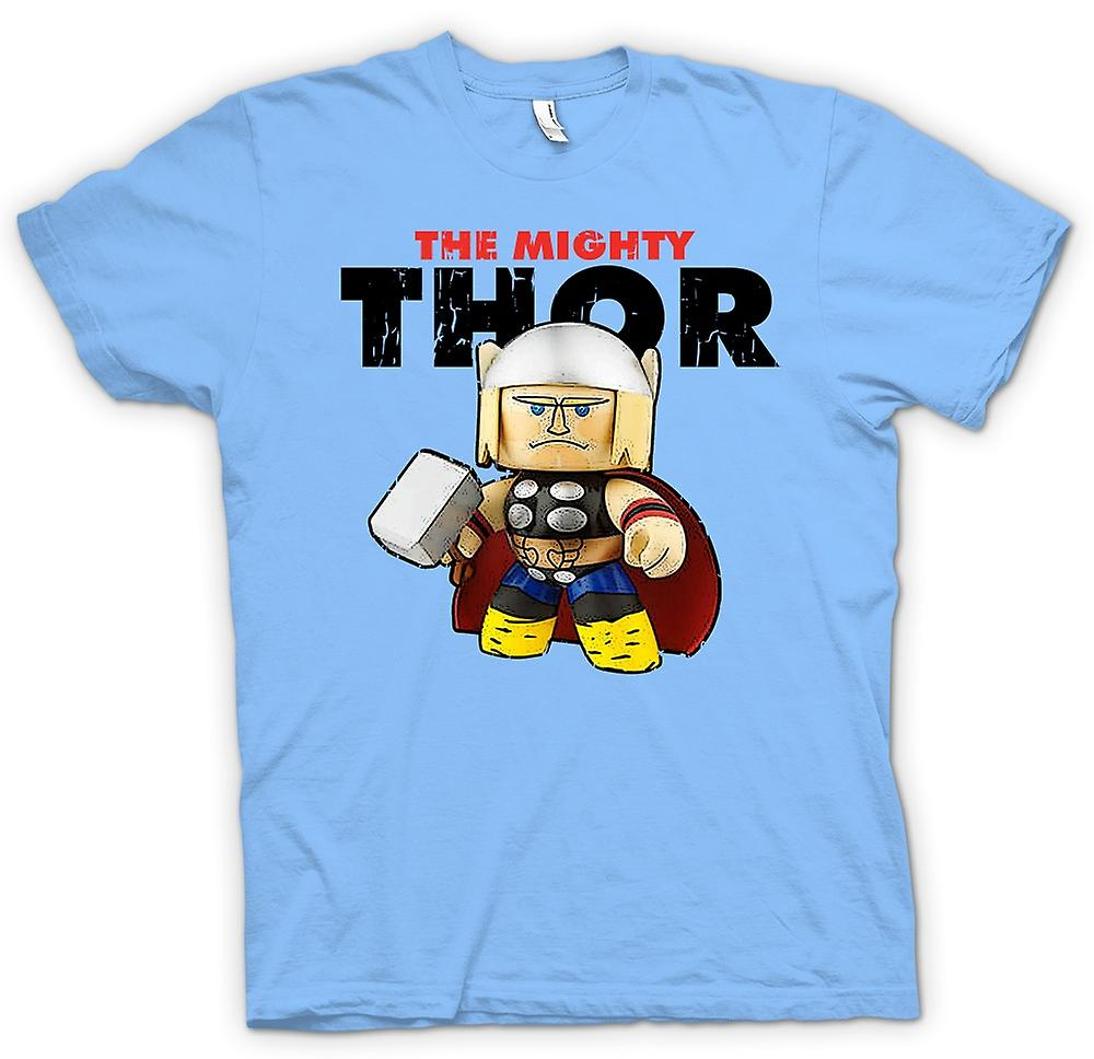 Hommes T-shirt - The Mighty Thor mignon