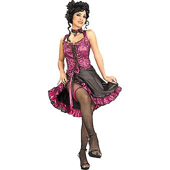 Can-Can Girl / Dancer - Lifesize Cardboard Cutout / Standee