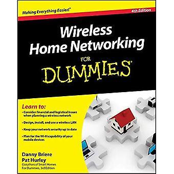 Wireless Home Networking For Dummies (dla opornych