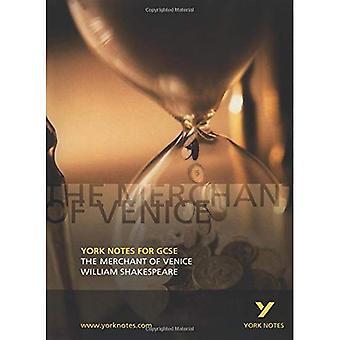 The Merchant of Venice (York Notes)