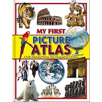 My First Picture Atlas (128pp Omnibus)