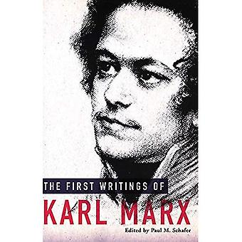 The First Writings of Karl Marx