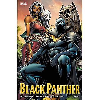 Black Panther von Reginald Hudlin