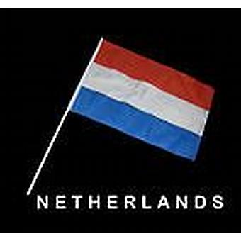 Holland Hand Held Flag