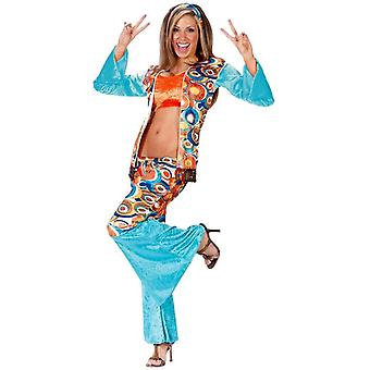 Funny Hippie Adult Costume