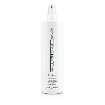 Paul Mitchell Soft Style Soft Spray (Finishing Spray) - 500ml/16.9oz
