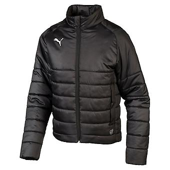 PUMA League casuals padded Jr kids padded jacket black
